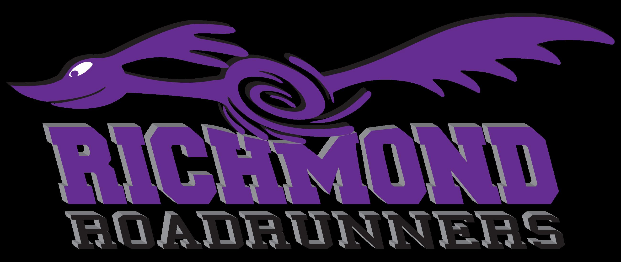 Richmond Roadrunners full logo