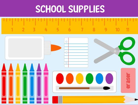 School Supply List for 2019-2020|Lista de útiles escolares para año escolar 2019-2020