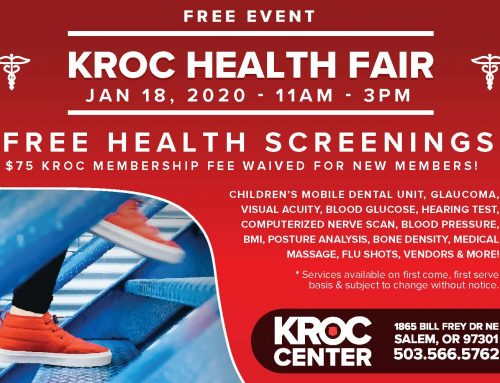 Kroc Health Fair