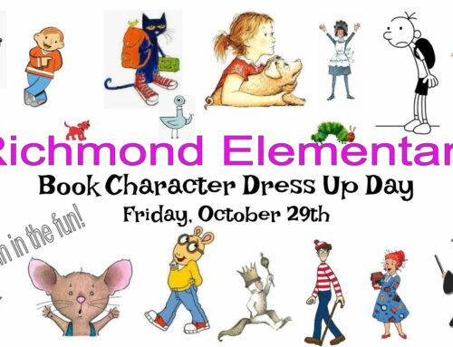 Book Character Day!